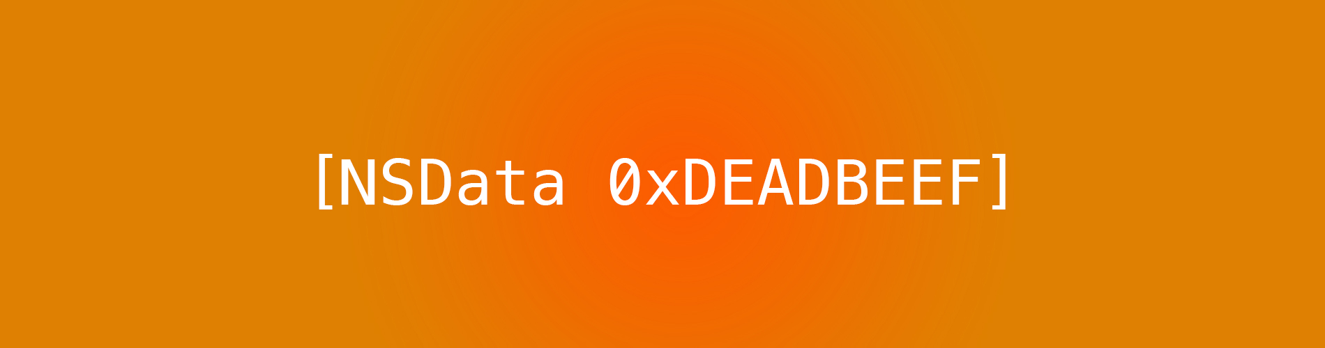 NSData as hexadecimal string feature image